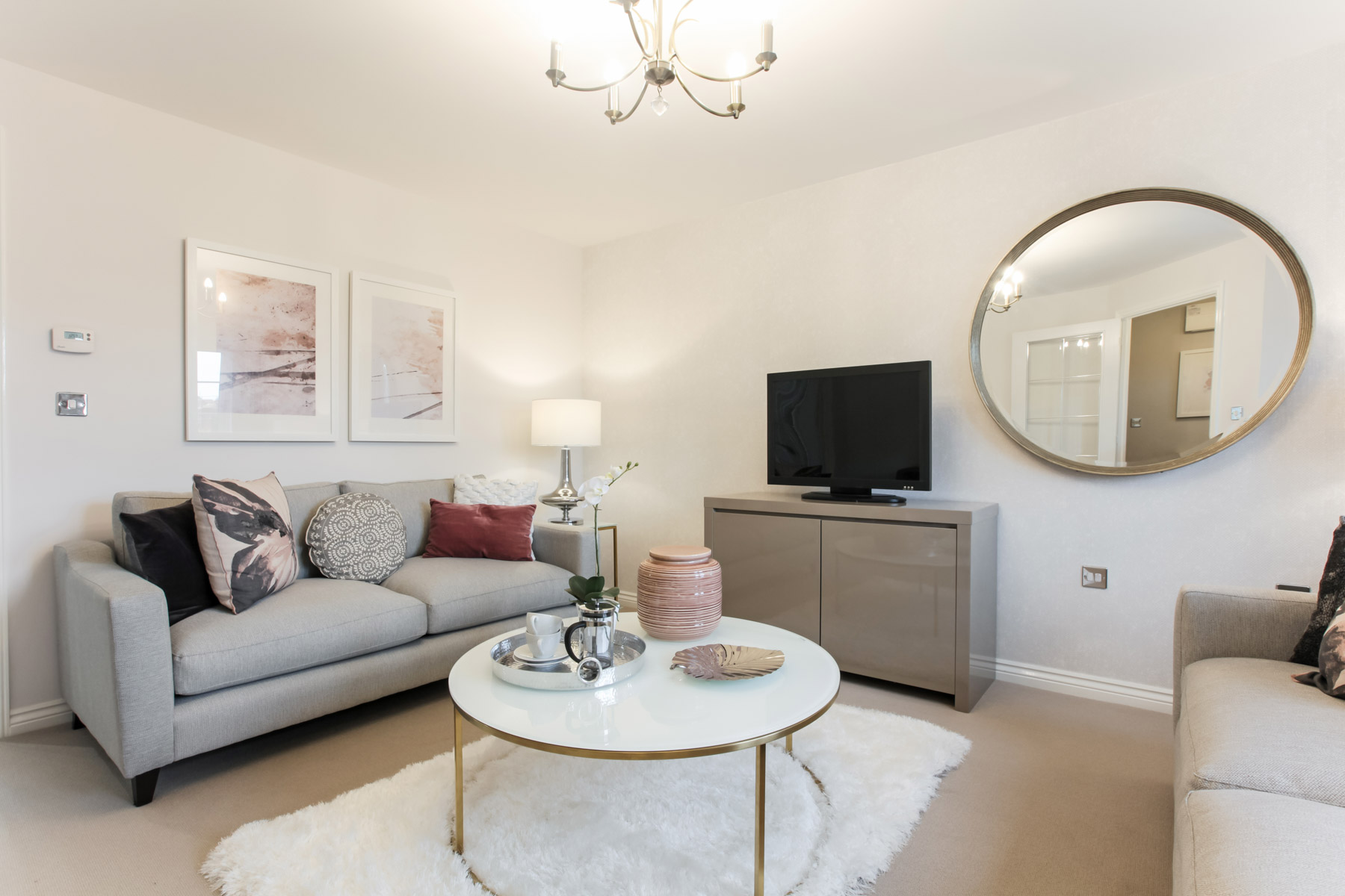 TW Exeter - Mountbatten Mews - Gosford example living room