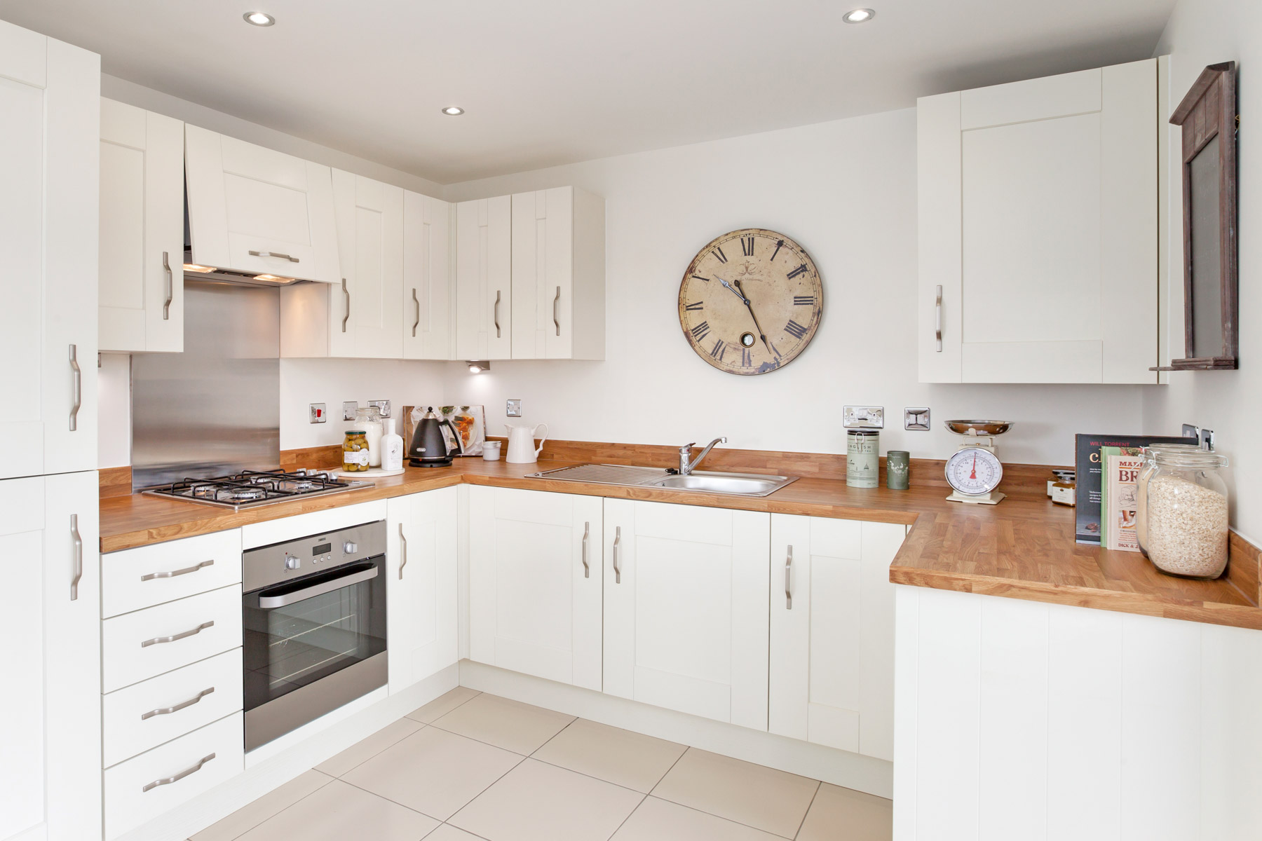 TW Exeter - Mountbatten Mews - Gosford example kitchen