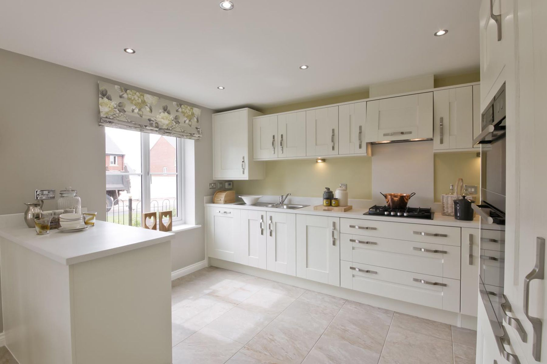 TW Exeter - Mountbatten Mews - Trusdale example kitchen