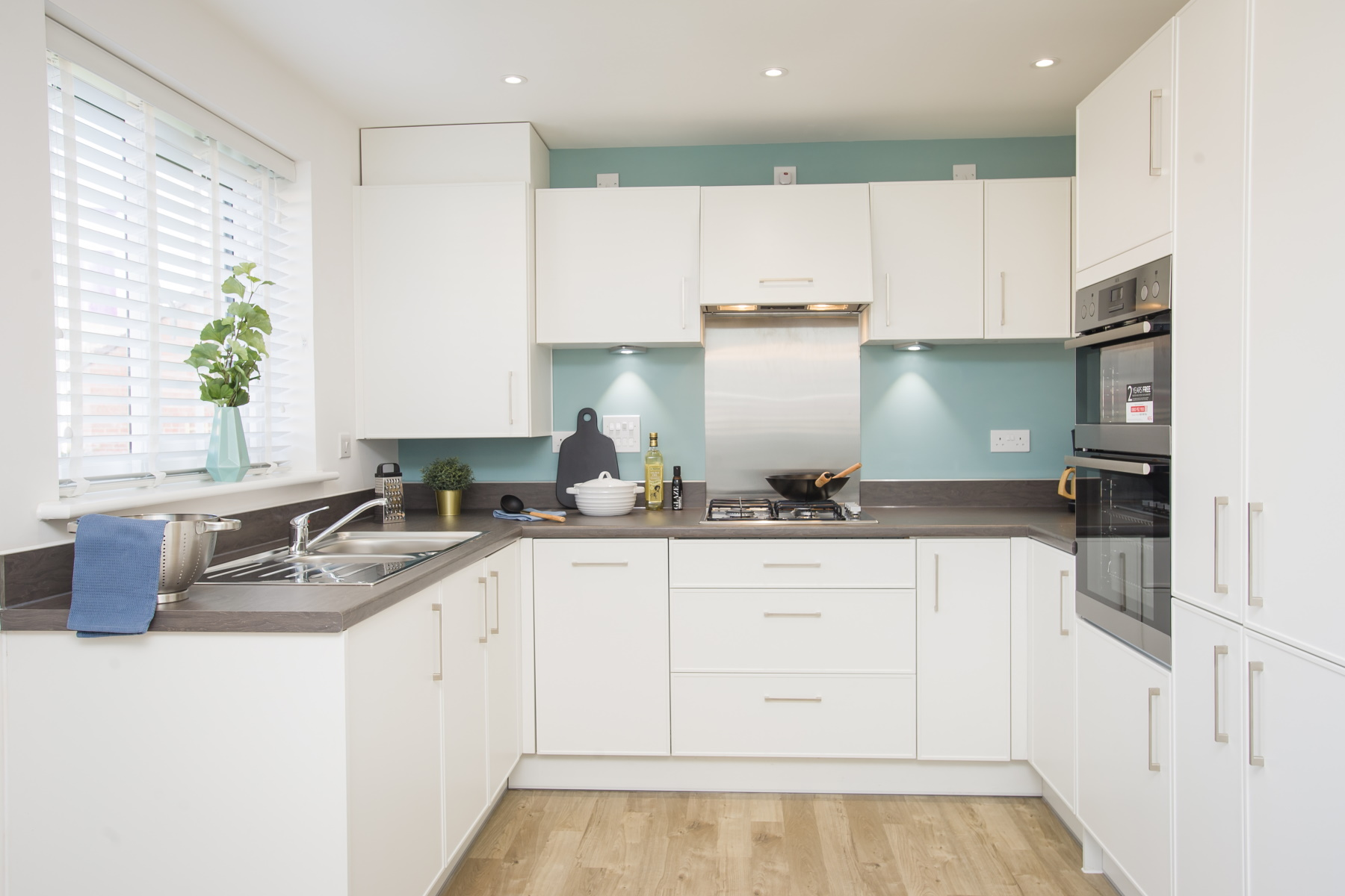 TW Exeter - Mountbatten Mews - Gosford kitchen 5