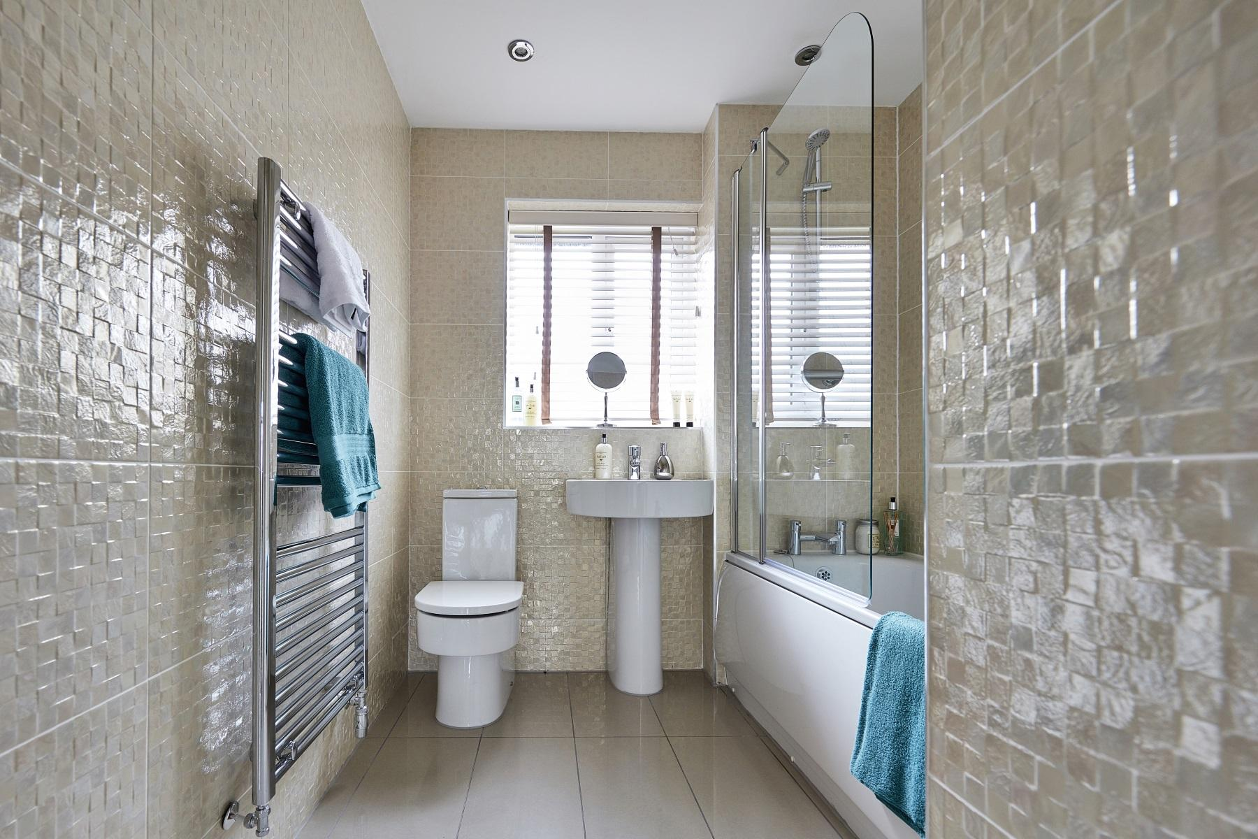 TW Exeter - Plumb Park - Dorchester example bathroom