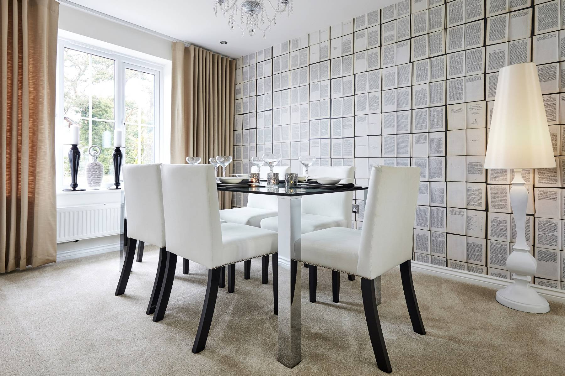 TW Exeter - Plumb Park - Dorchester example dining room