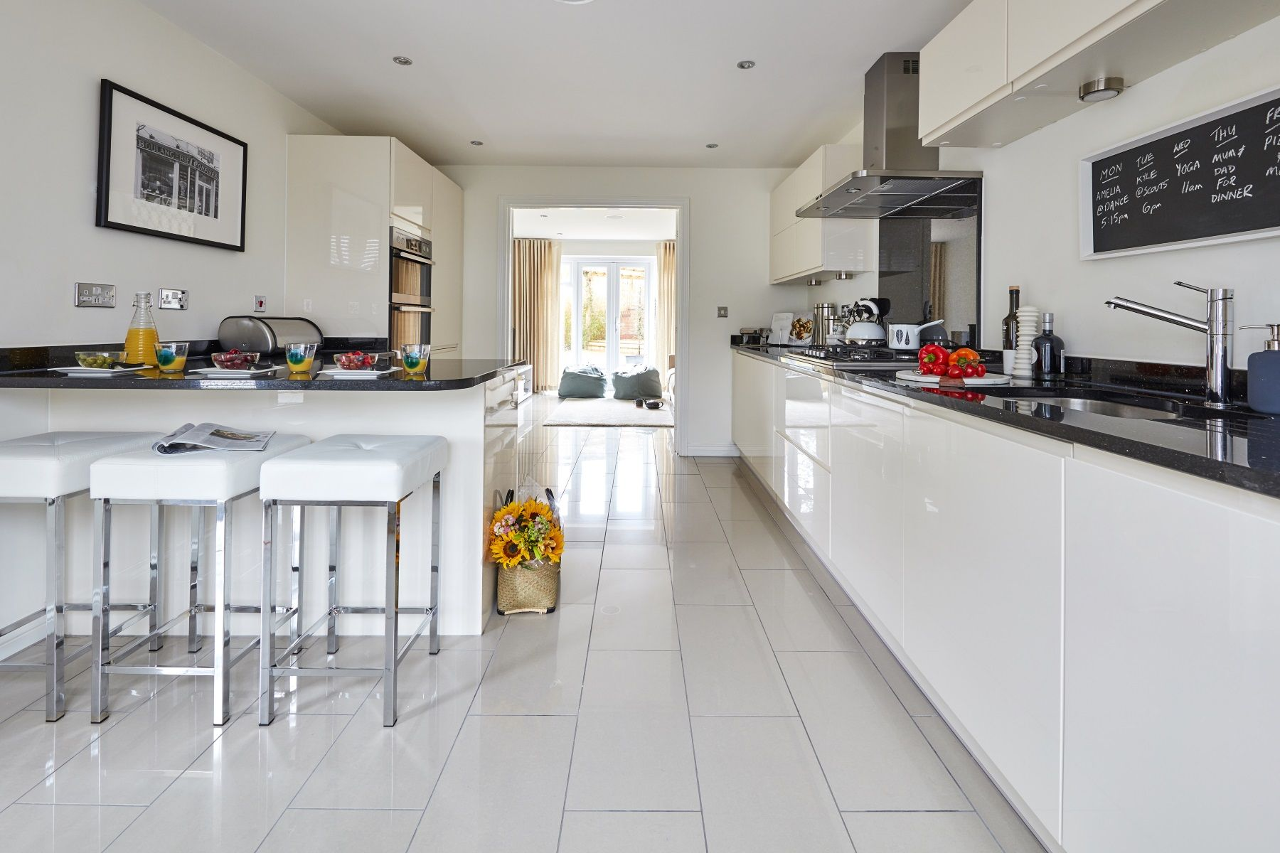 TW Exeter - Plumb Park - Dorchester example kitchen