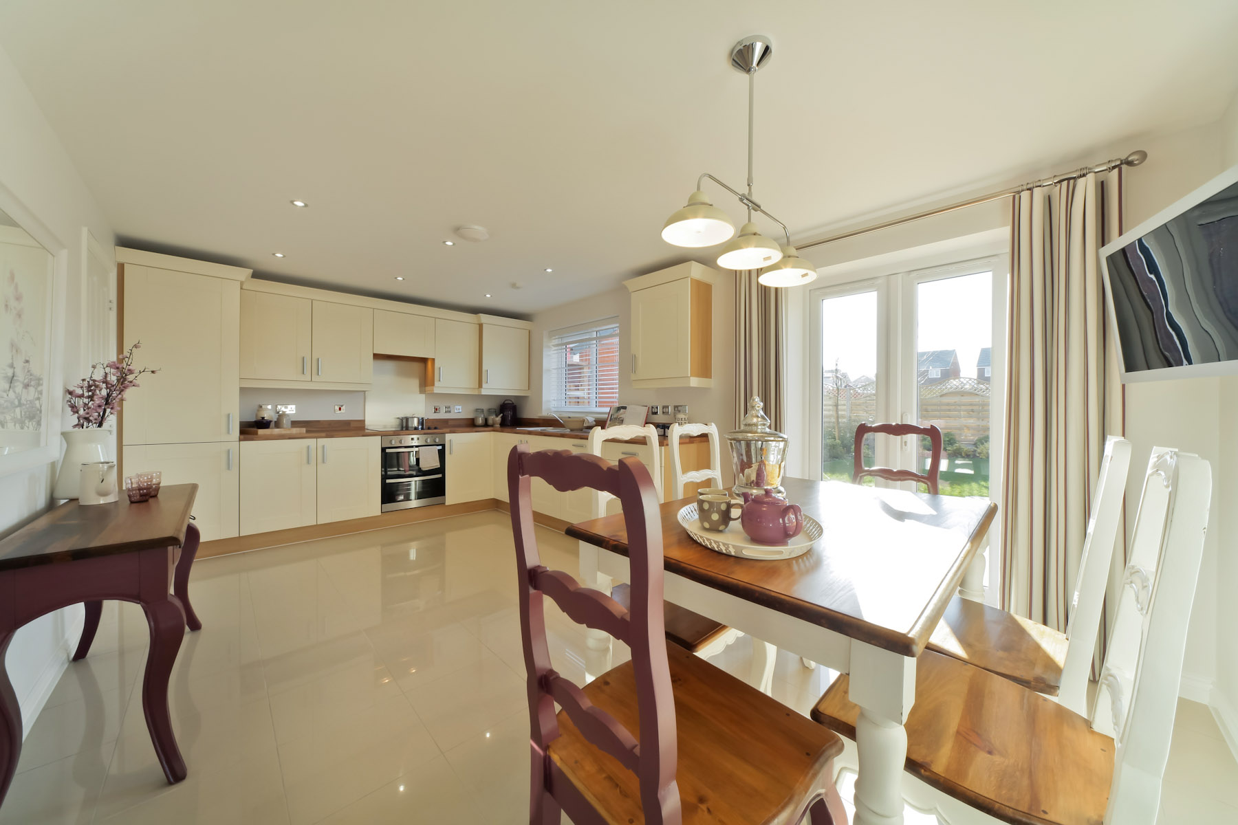 TW Exeter - Plumb Park - Knowle example kitchen 2