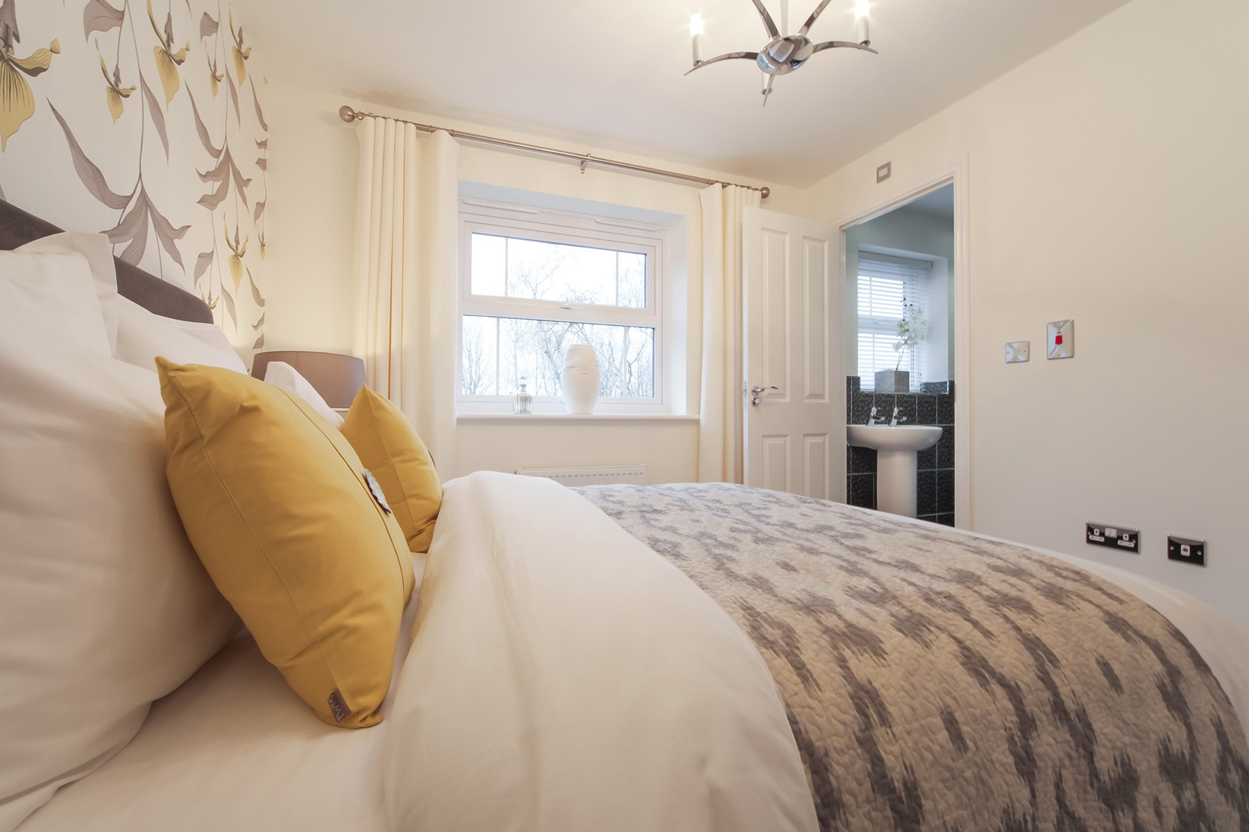 TW Exeter - Plumb Park - Littlesea example bedroom 2