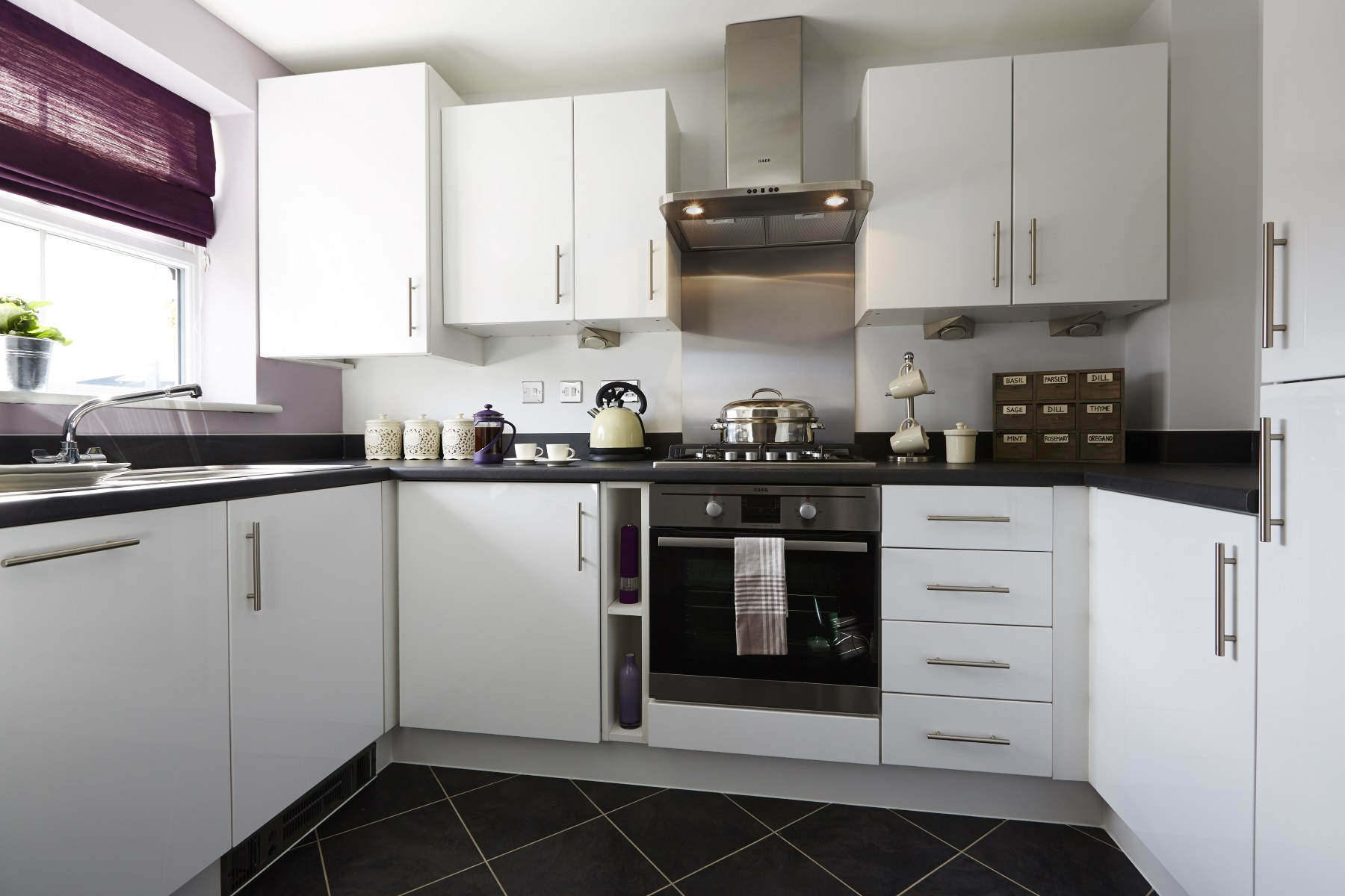 TW Exeter - Plumb Park - Osmington example kitchen