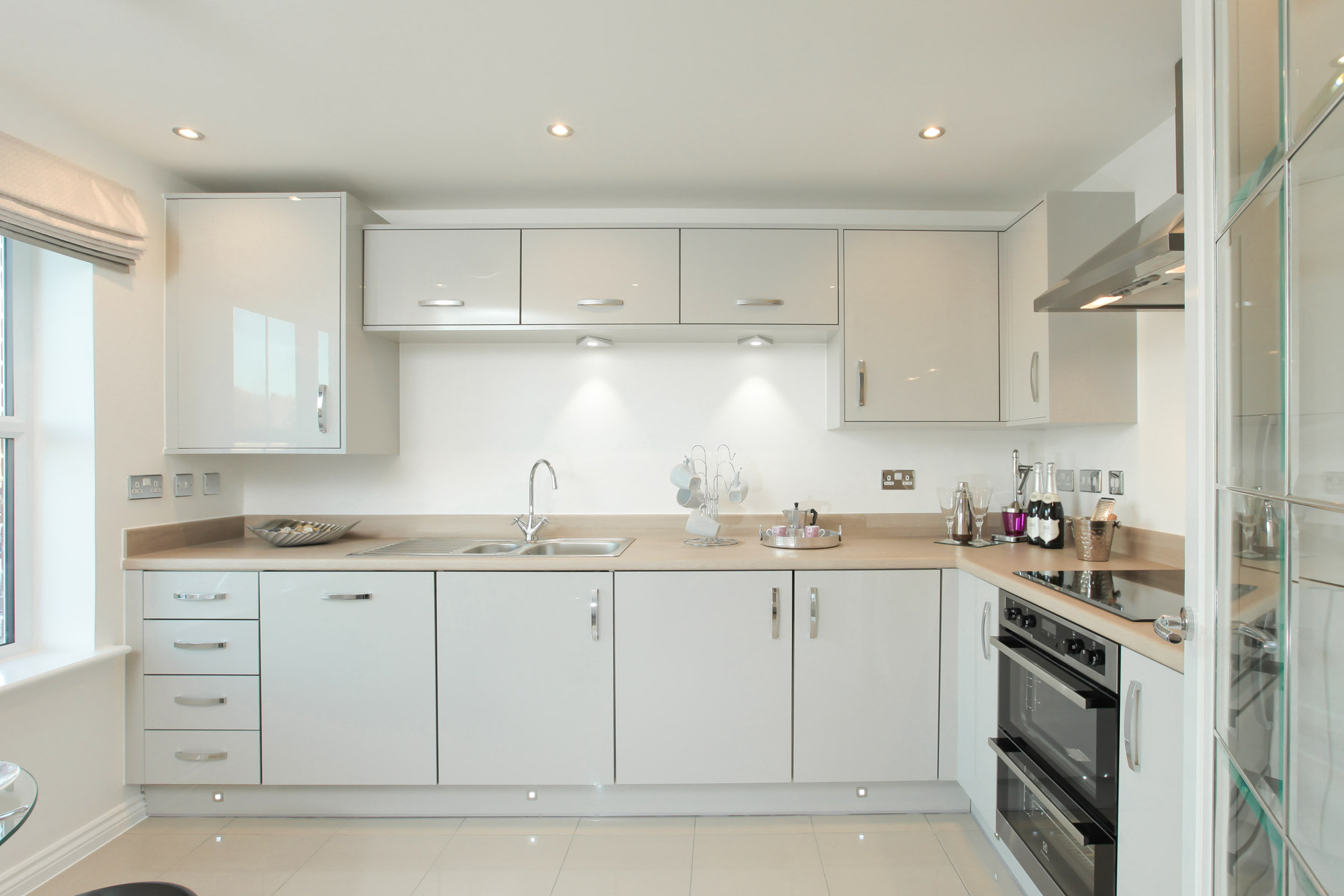 TW Exeter - Plumb Park - Portland example kitchen 2