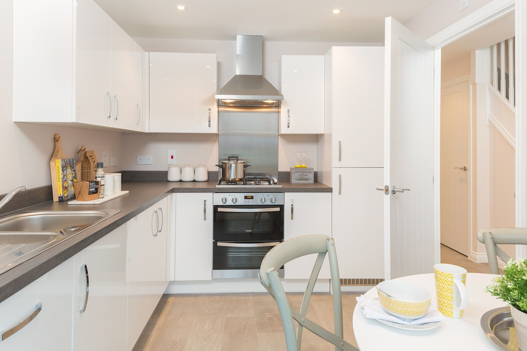 TW Exeter - Plumb Park - Portland example kitchen