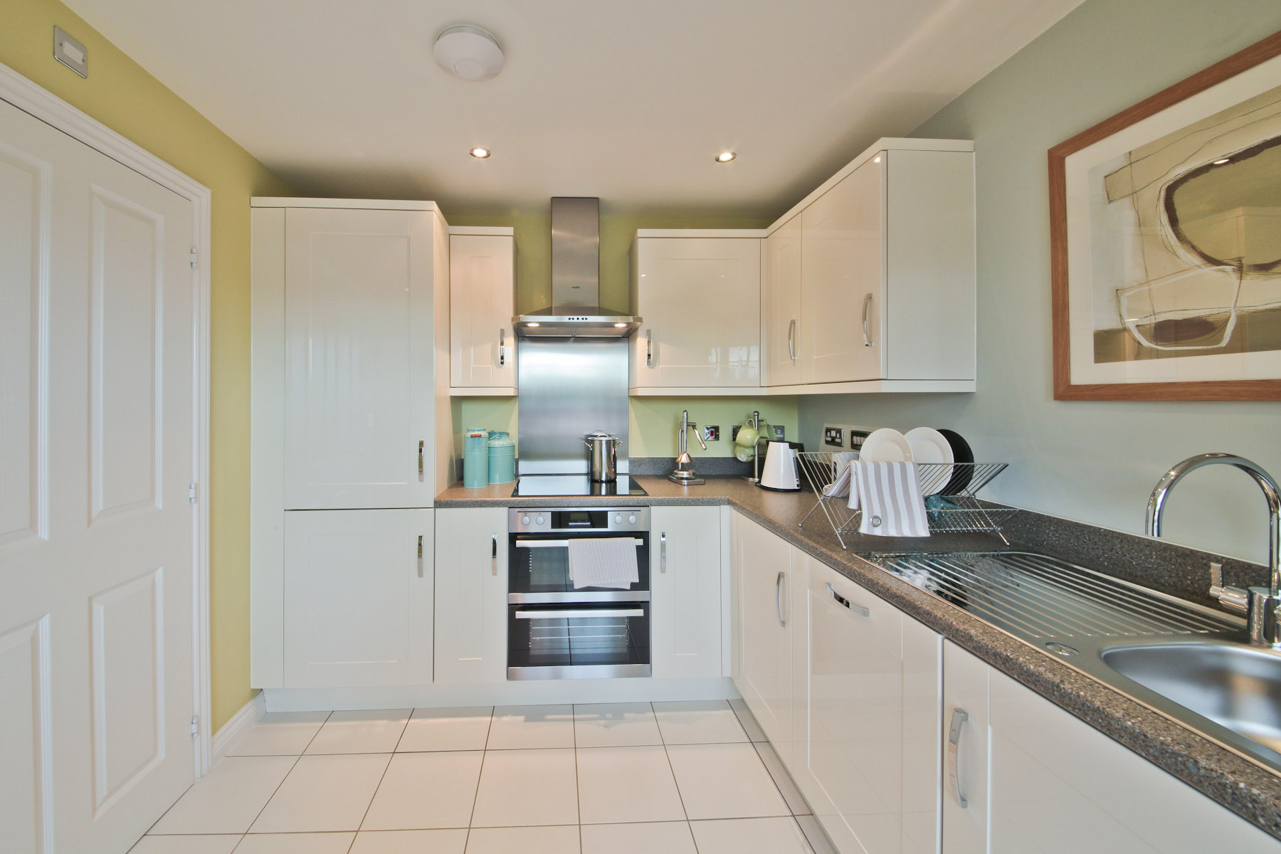 TW Exeter - Plumb Park - Seaton example kitchen