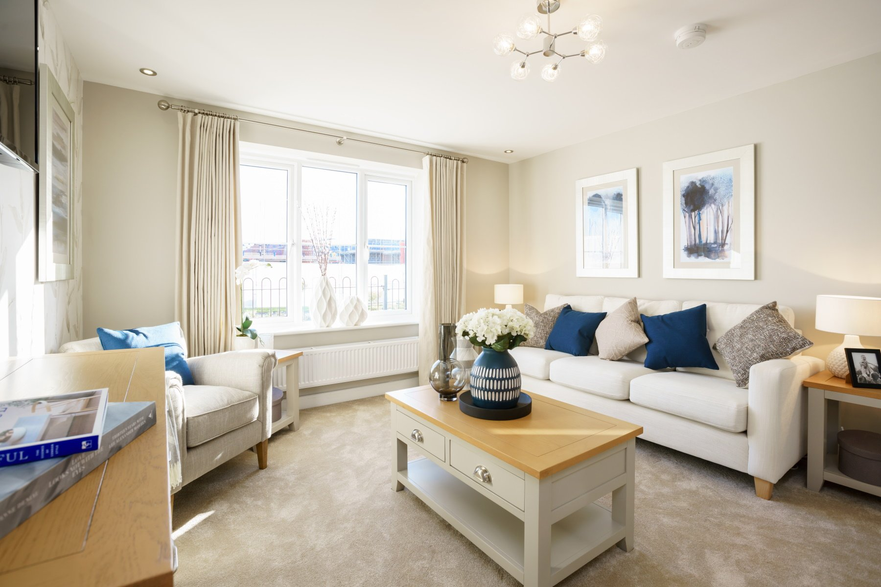 TW Exeter - Plumb Park - Wareham example living room