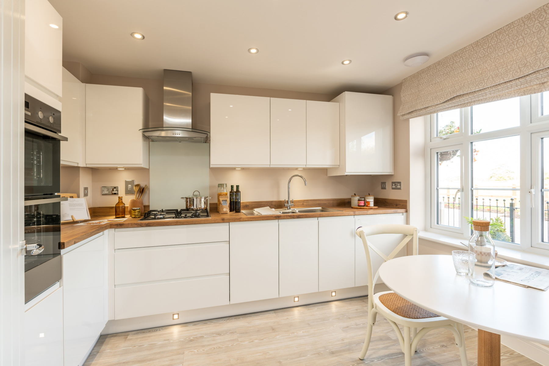 TW Exeter - Plumb Park - Withycome example kitchen 2