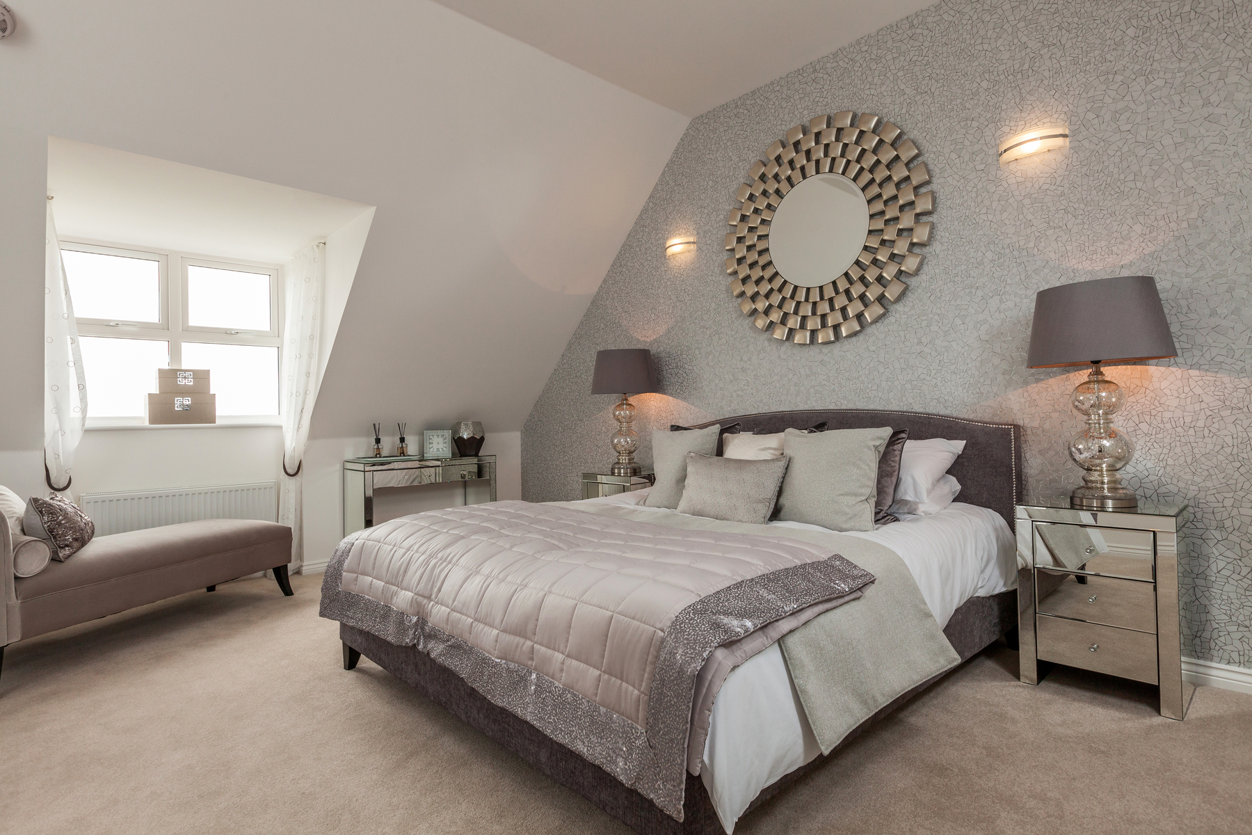 TW Exeter - Plumb Park - Withycombe example bedroom