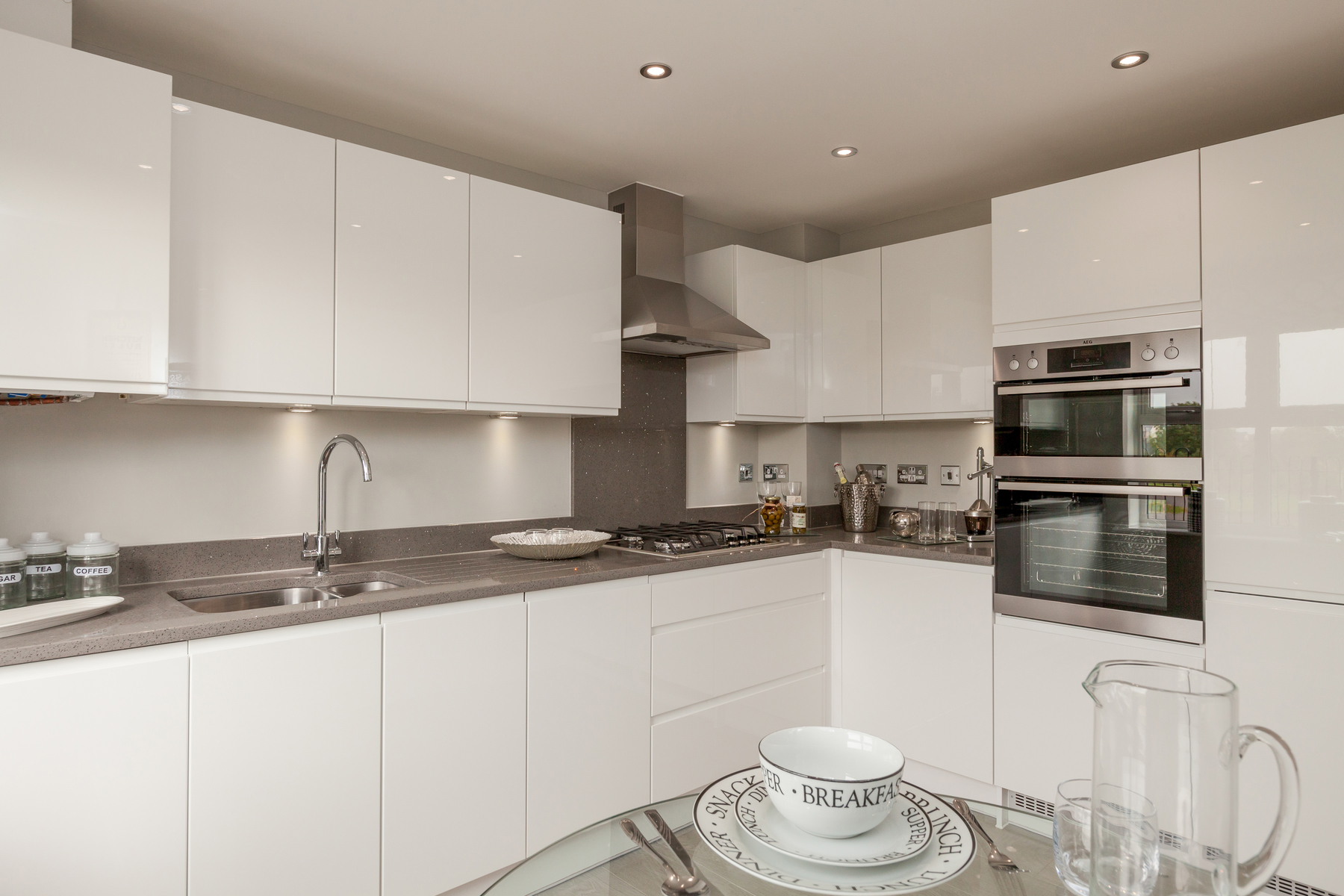 TW Exeter - Plumb Park - Withycombe example kitchen