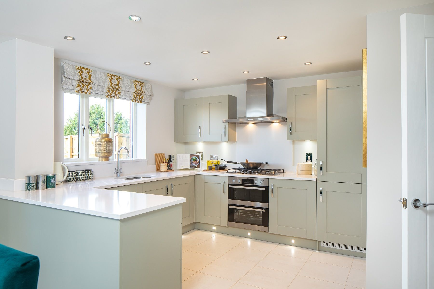 TW Exeter - Plumb Park - Colyford kitchen