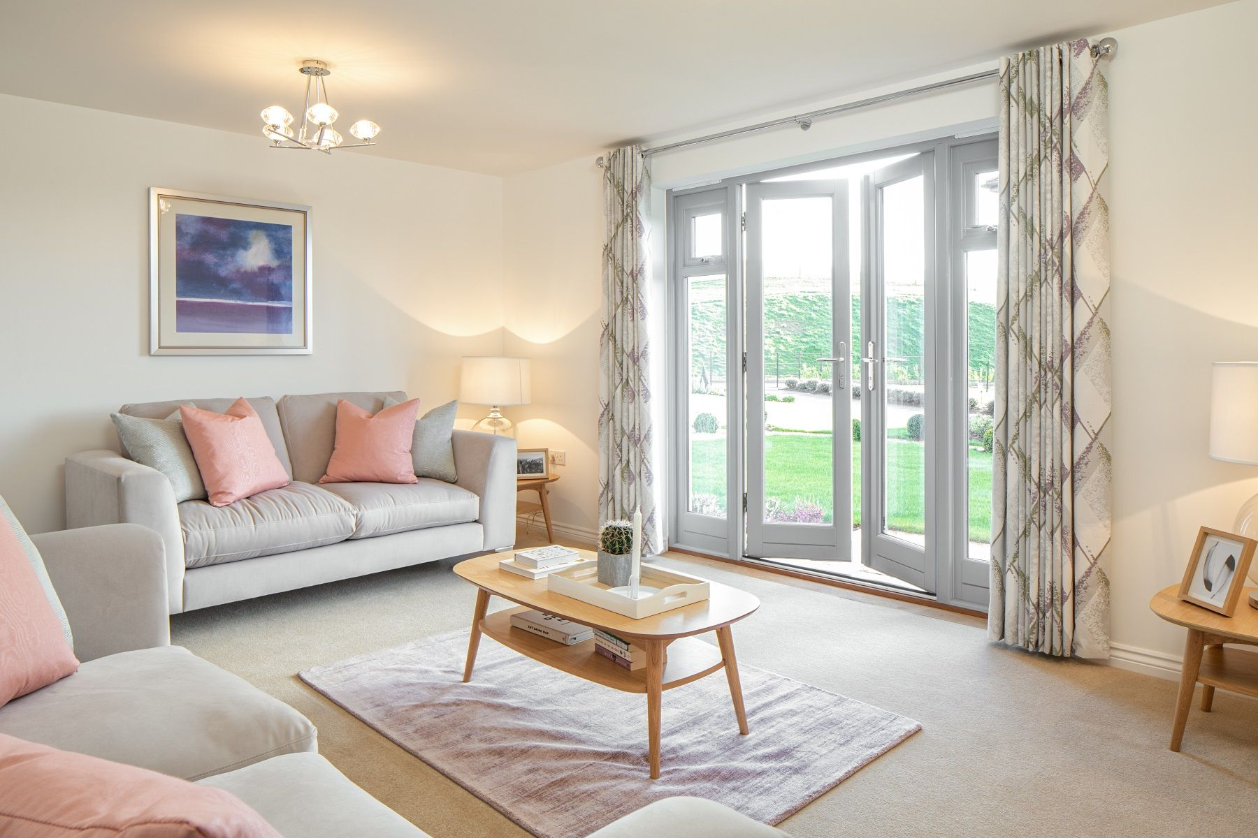 TW Exeter - Plumb Park - Seaton living room