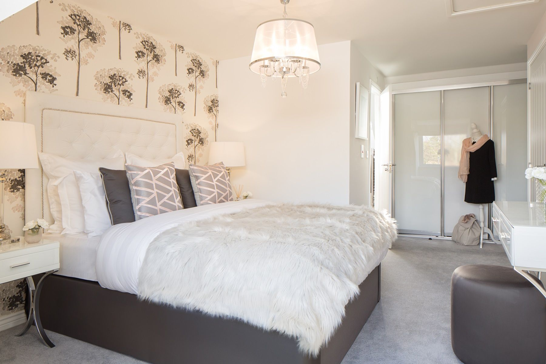 TW Exeter - Rackenford Meadow - Ashton example bedroom