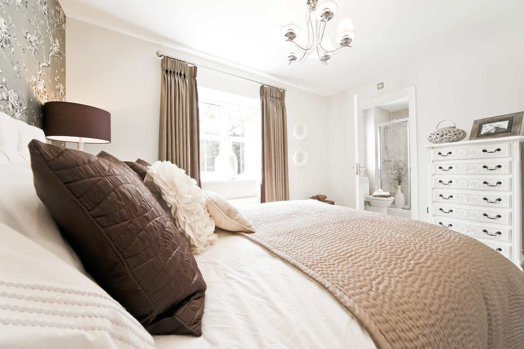 TW Exeter - Rackenford Meadow - Eskdale example bedroom 2