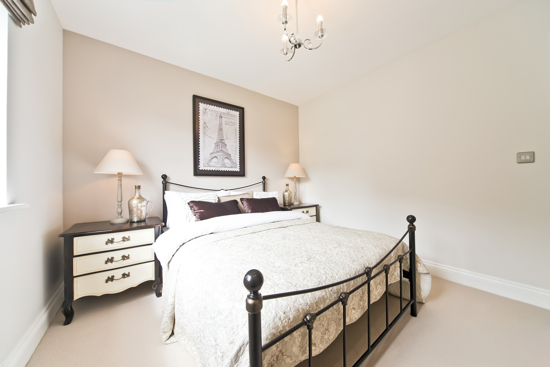 TW Exeter - Rackenford Meadow - Eskdale example bedroom 3