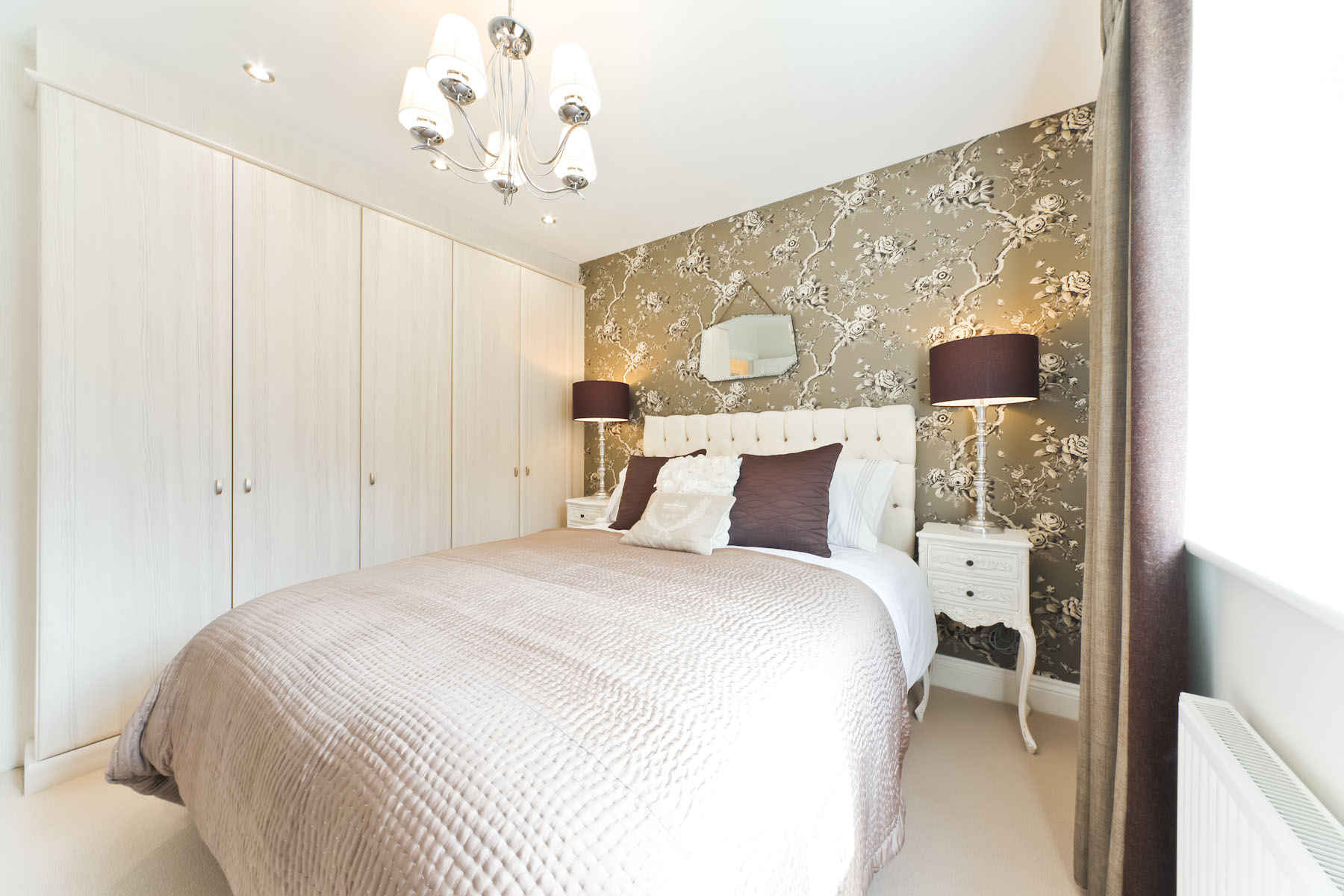 TW Exeter - Rackenford Meadow - Eskdale example bedroom
