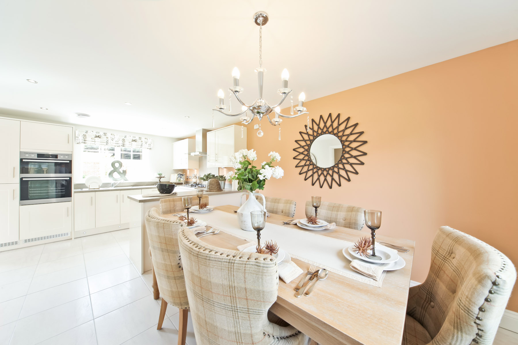 TW Exeter - Rackenford Meadow - Eskdale example kitchen 2