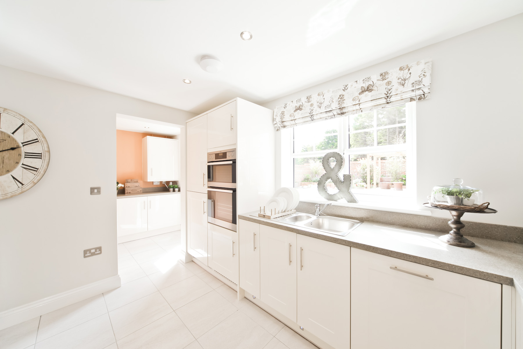 TW Exeter - Rackenford Meadow - Eskdale example kitchen 3