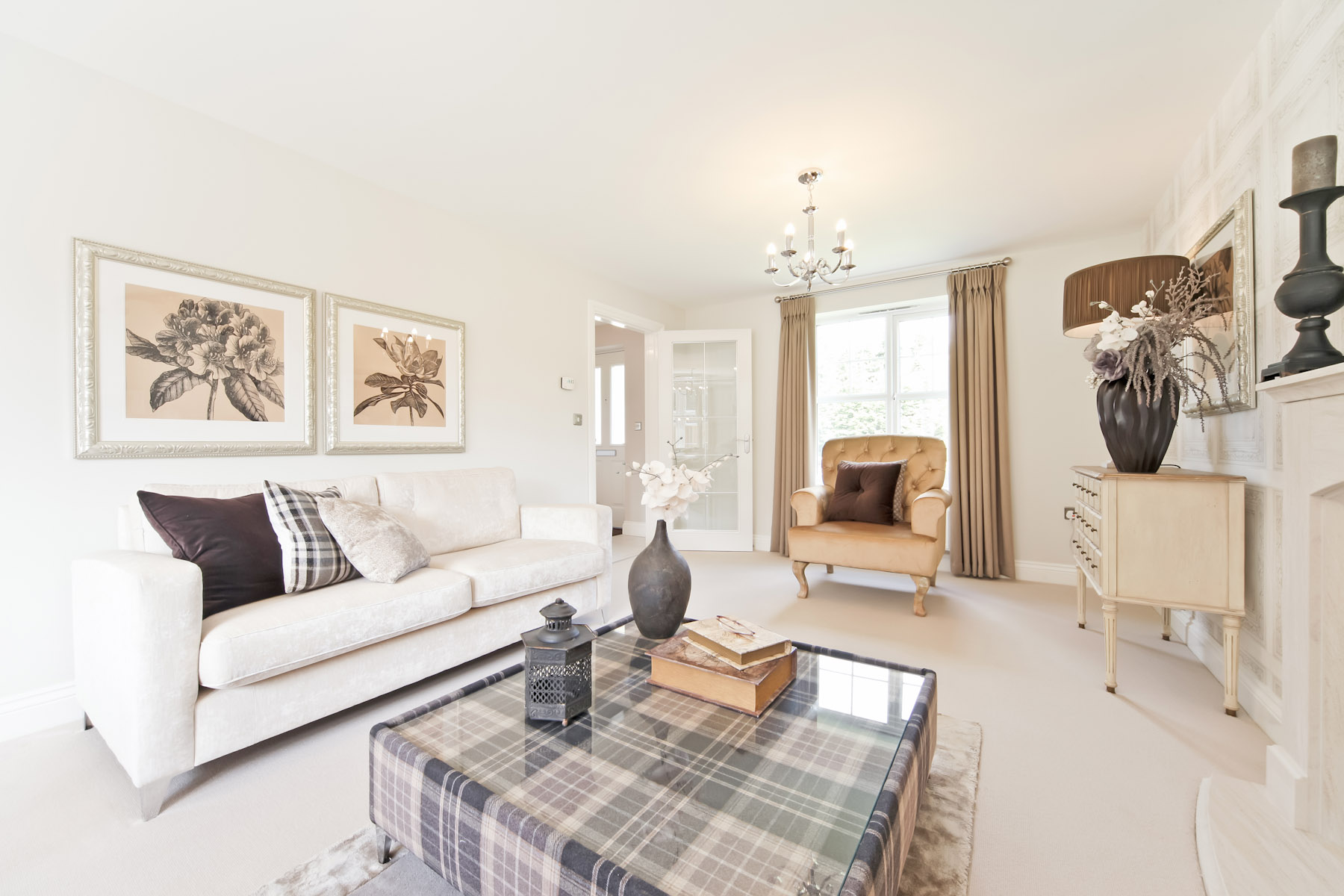 TW Exeter - Rackenford Meadow - Eskdale example living room 2