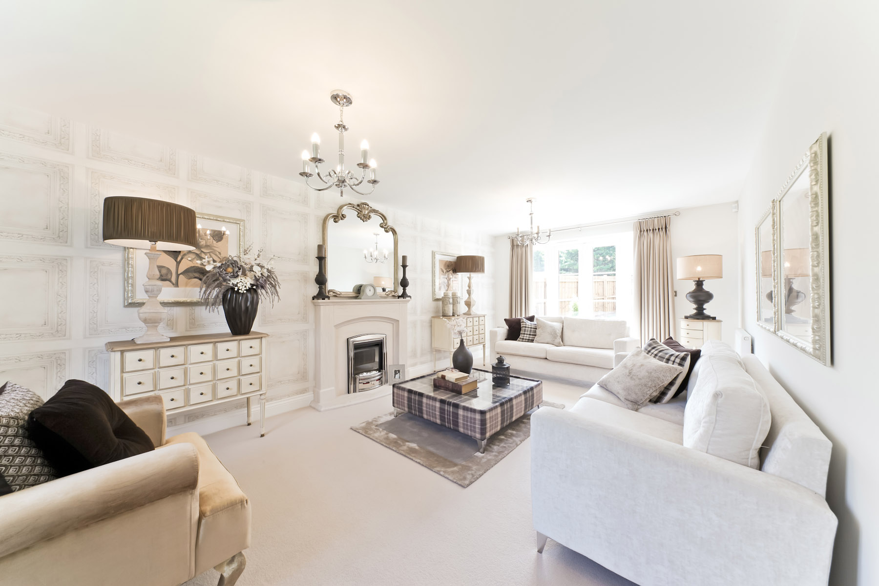 TW Exeter - Rackenford Meadow - Eskdale example living room