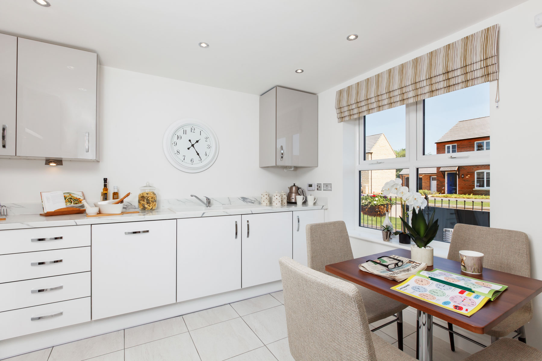 TW Exeter - Rackenford Meadow - Farleigh example kitchen 2