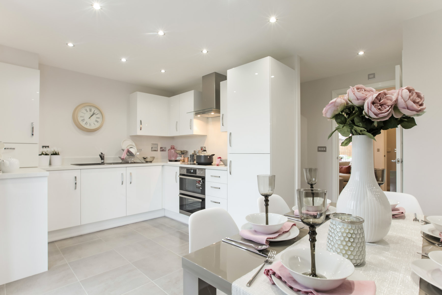 Rackenford Meadow Gosford example kitchen