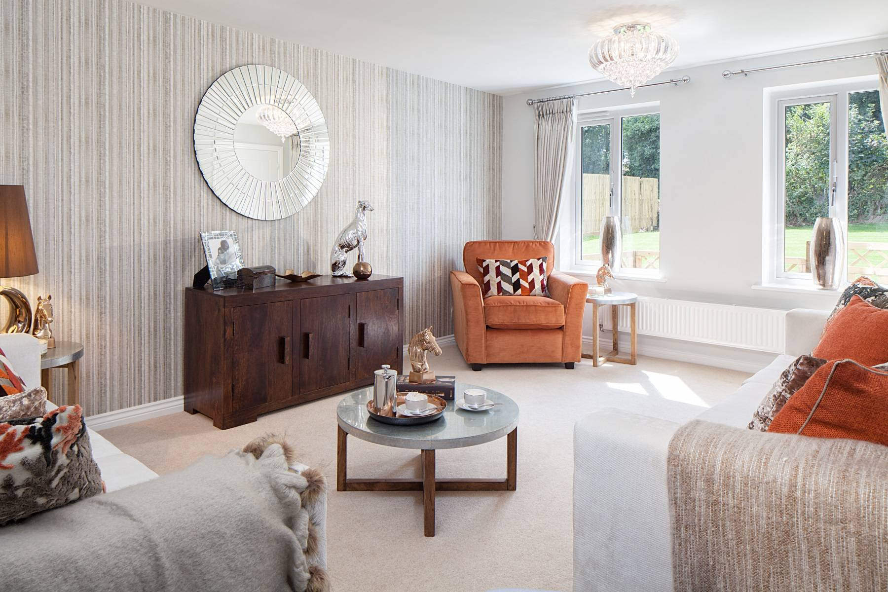 TW Exeter - Rackenford Meadow - Kennilworth example living room 2
