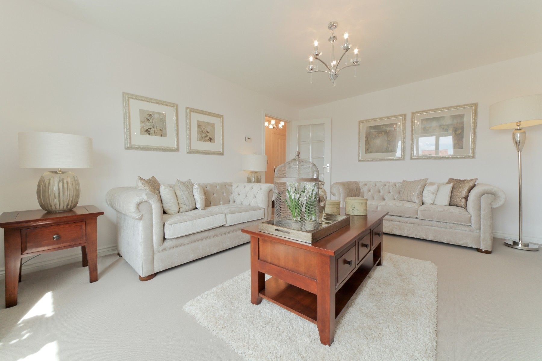 Rackenford Meadow Midford example living room