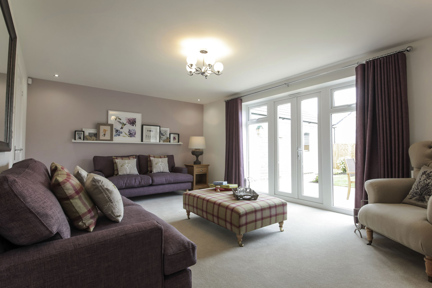 TW Exeter - Rackenford Meadow - Monkford example living room