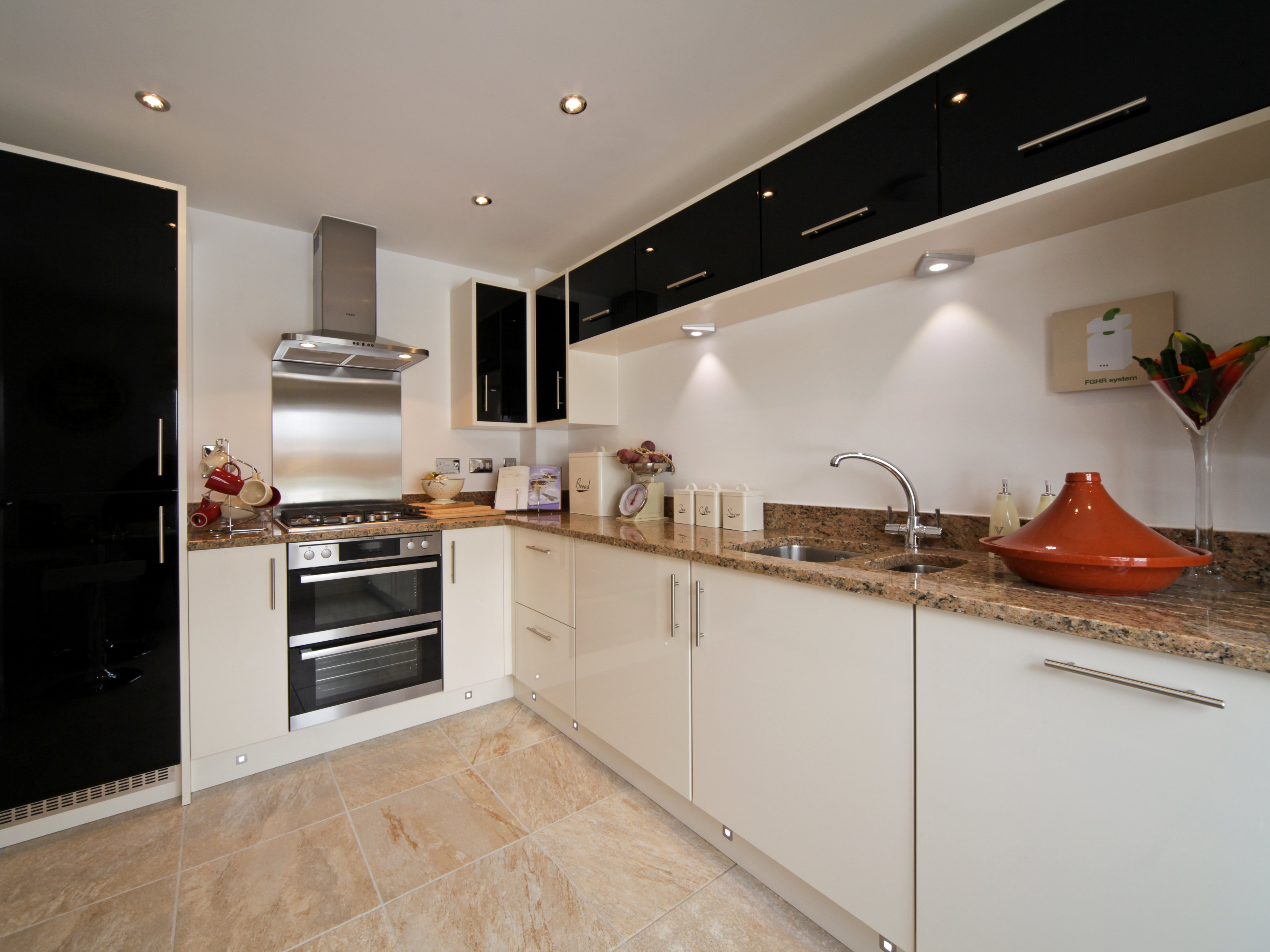 Rackenford Meadow Rackenford example kitchen