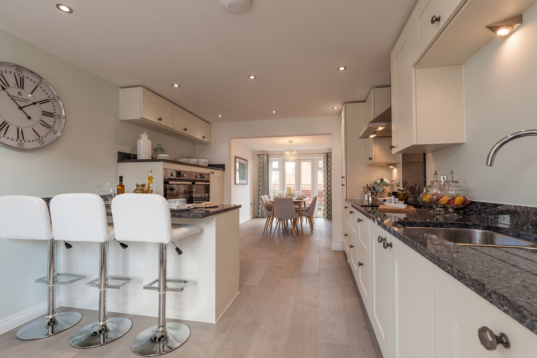 TW Exeter - Rackenford Meadow - Thornford example kitchen