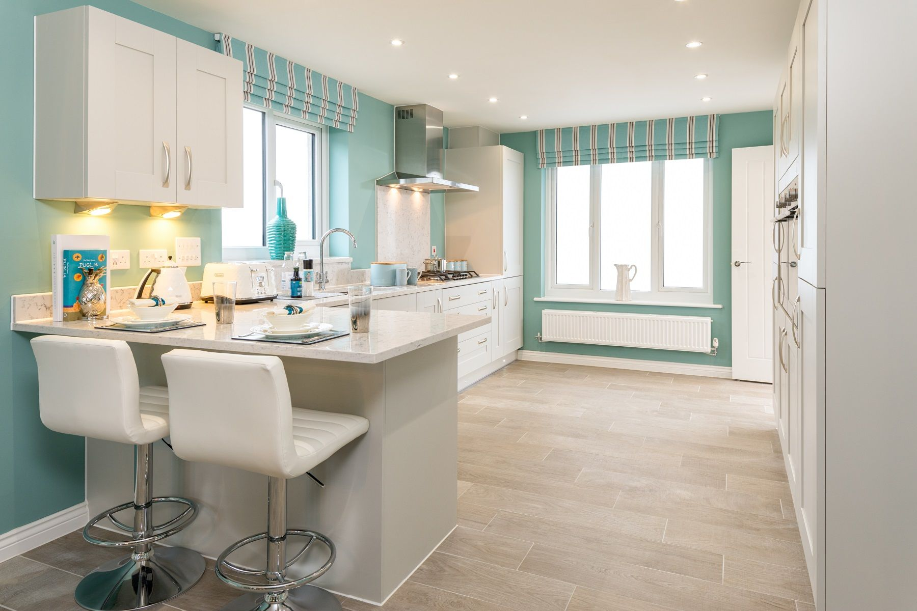 TW Exeter - Rackenford Meadow - Thornford example kitchen 3