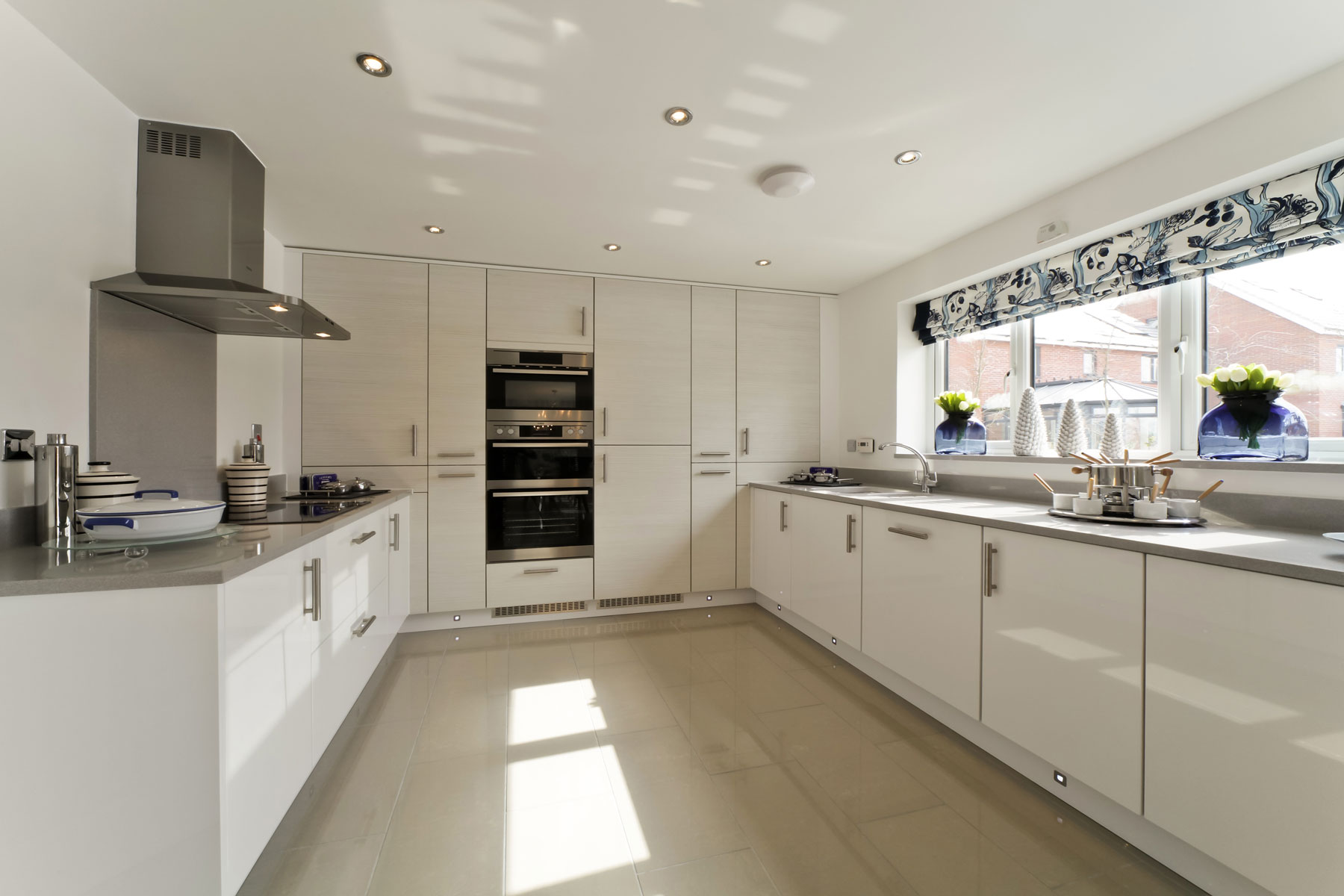 TW Exeter - Rackenford Meadow - Wilton example kitchen