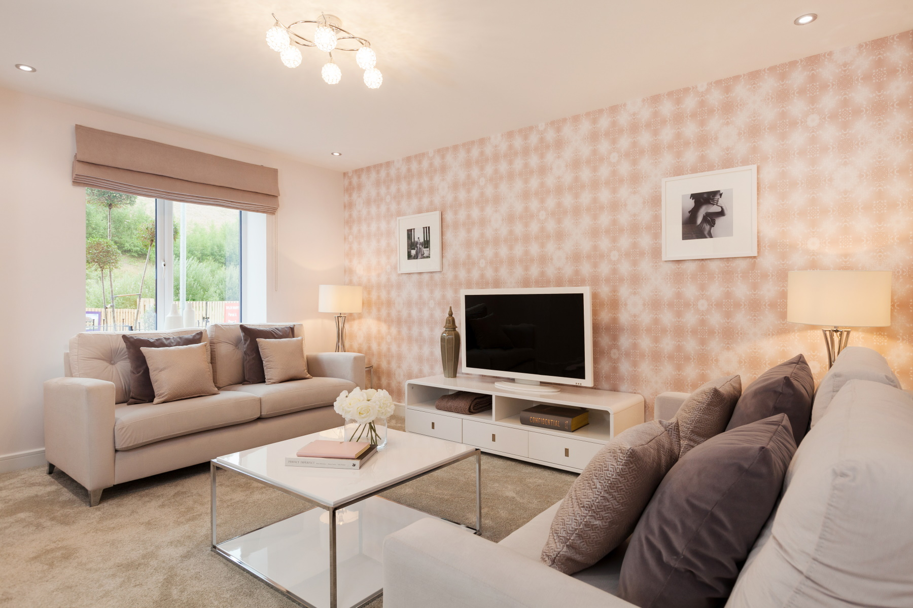 TW Exeter - Riverside Walk - Byford example living room