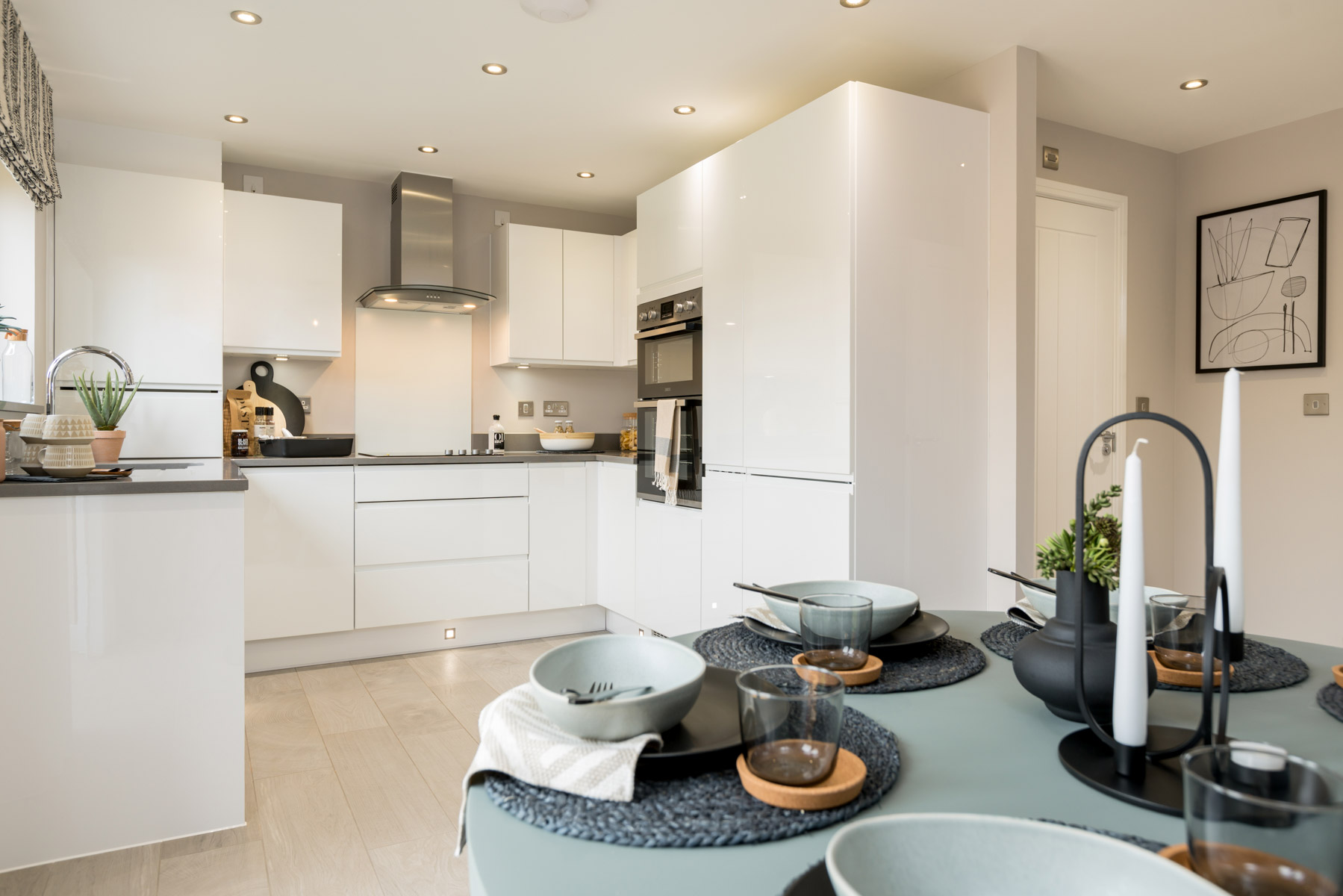 TW Exeter - Riverside Walk - Byford example kitchen 2