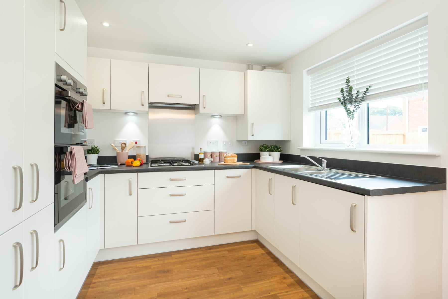 TW Exeter - Riverside Walk - Byford kitchen