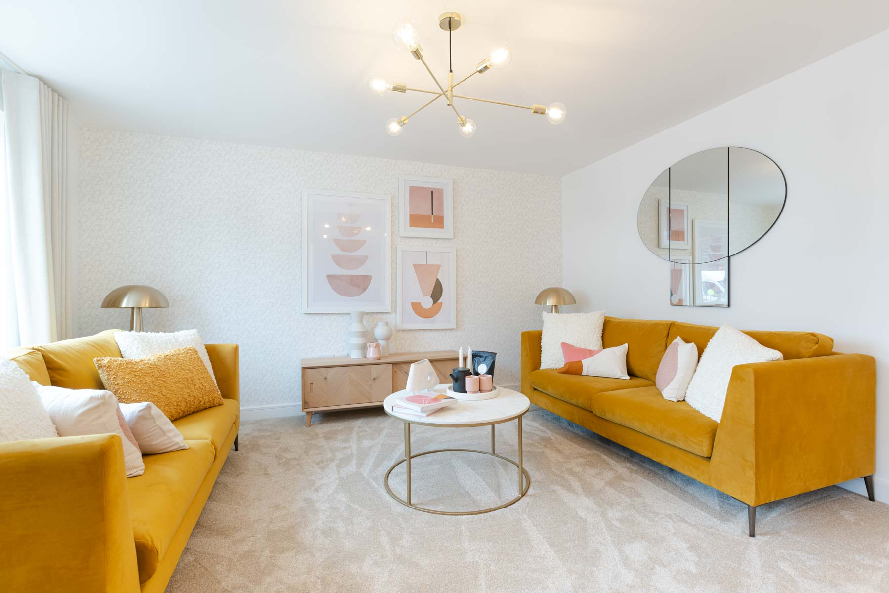 TW Exeter - Riverside Walk - Byford living room