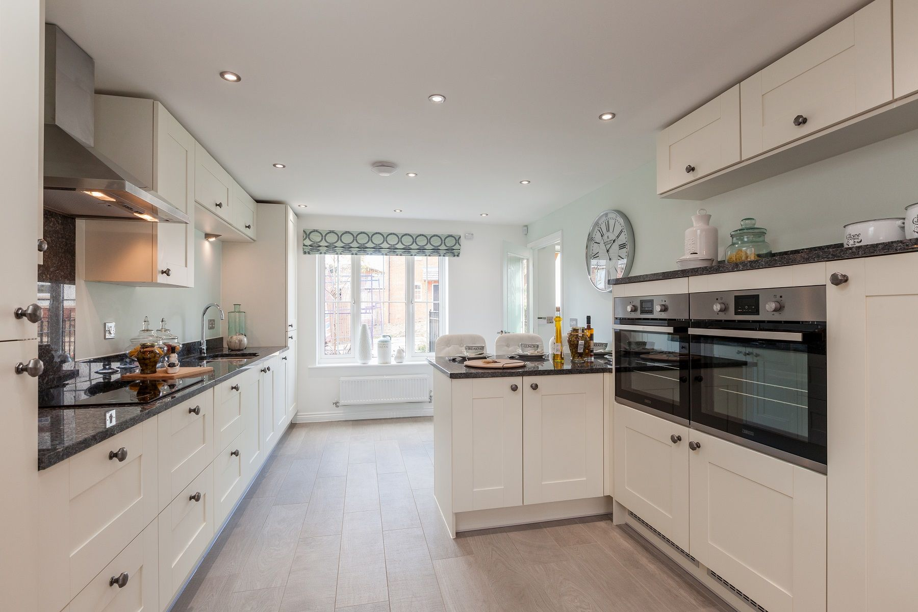TW Exeter - Sherford - Ash example kitchen