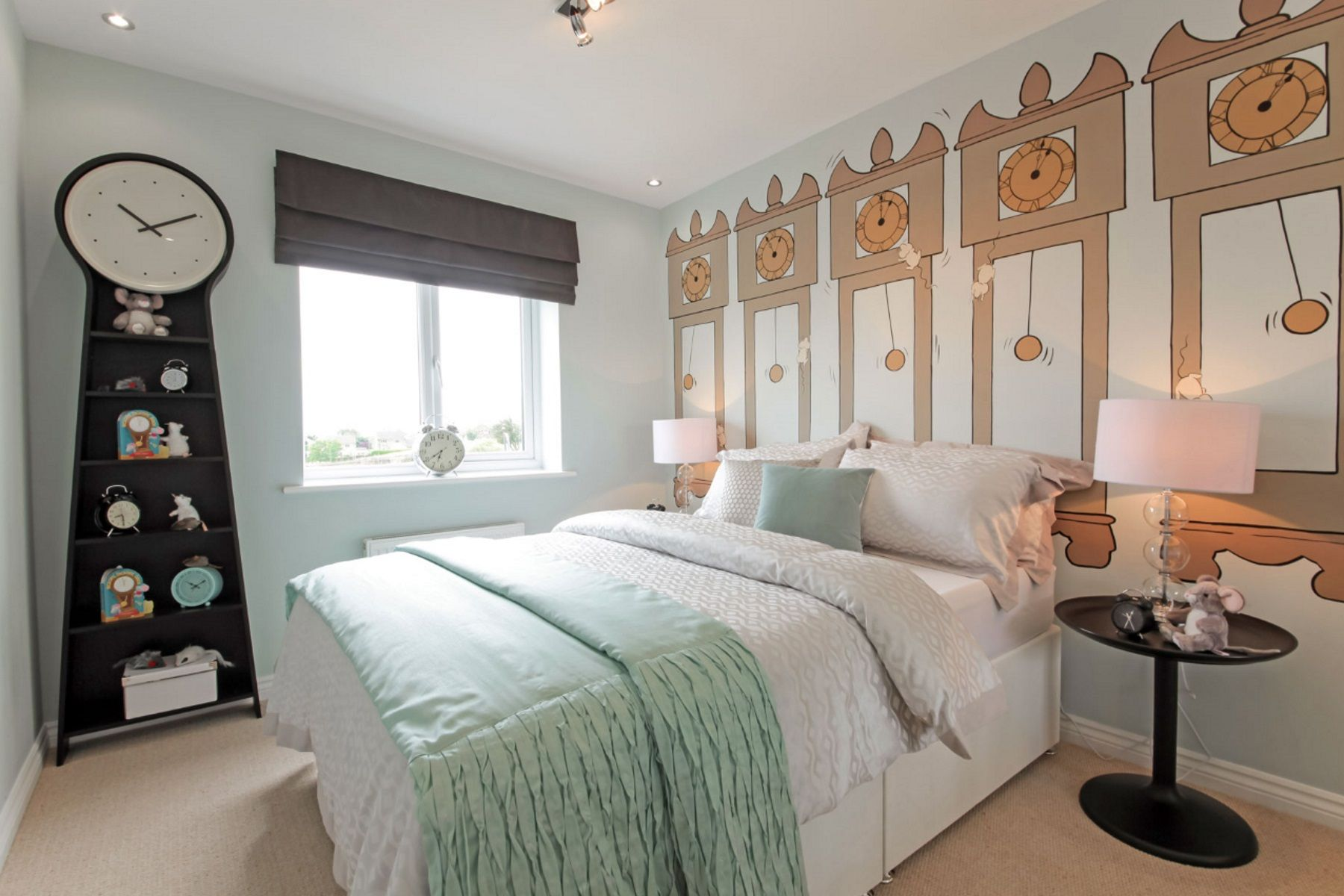 TW Exeter - Sherford - Elm example bedroom 5