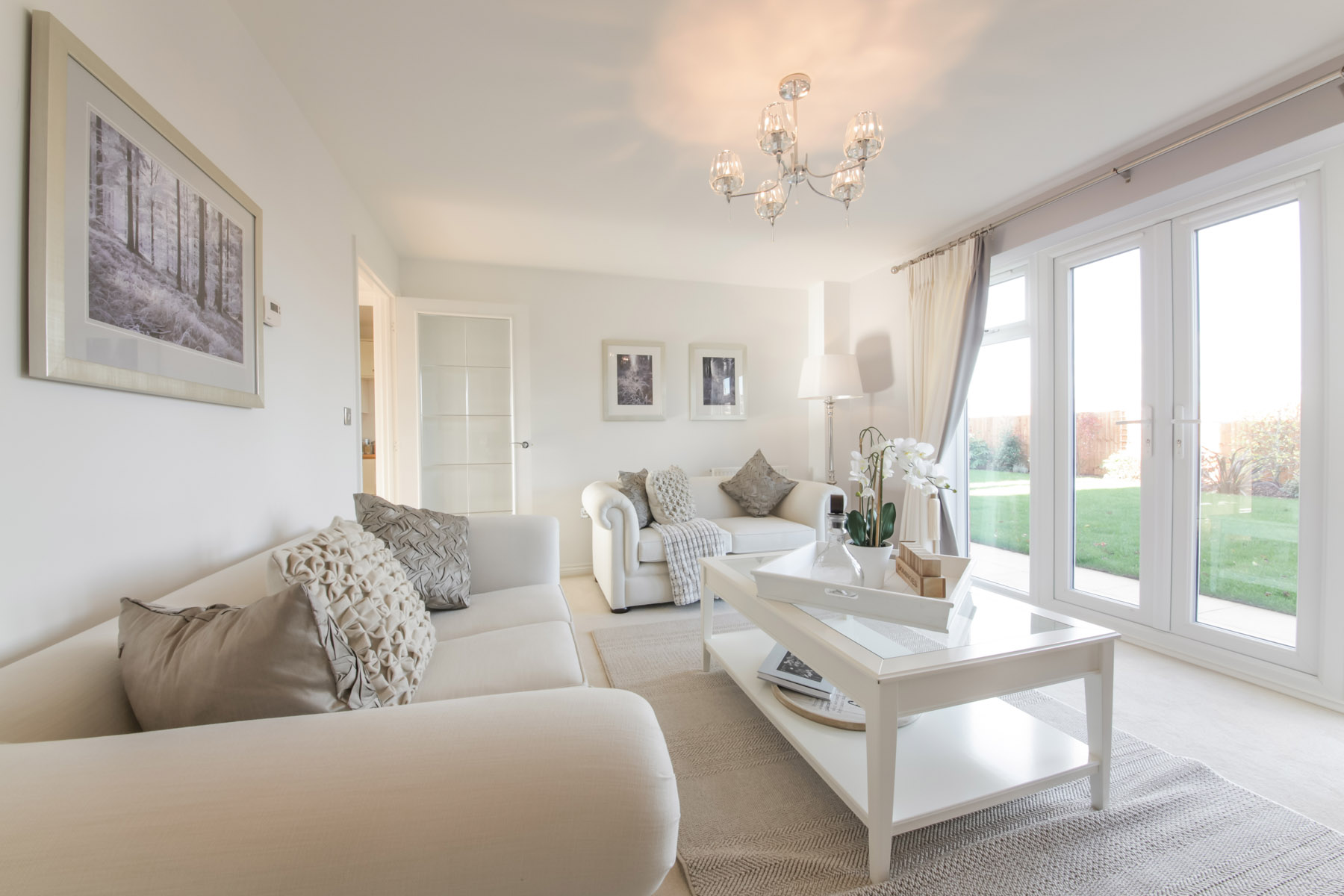 TW Exeter - Sherford - Elm example living room 2