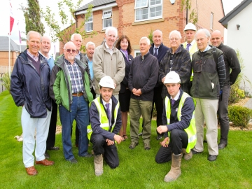 TW Pensioners Group with Taylor Wimpey staff web