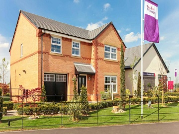 Taylor Wimpey Manchester -Pennington Wharf