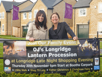 web news - longridge OJs lanterns