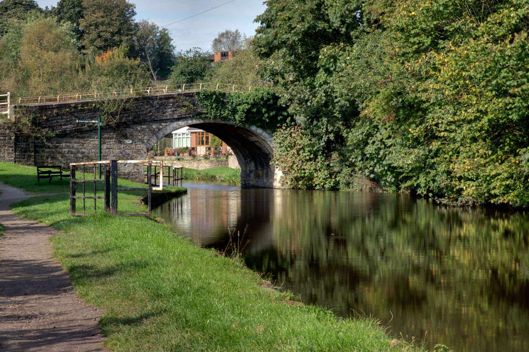 bridge Shevington