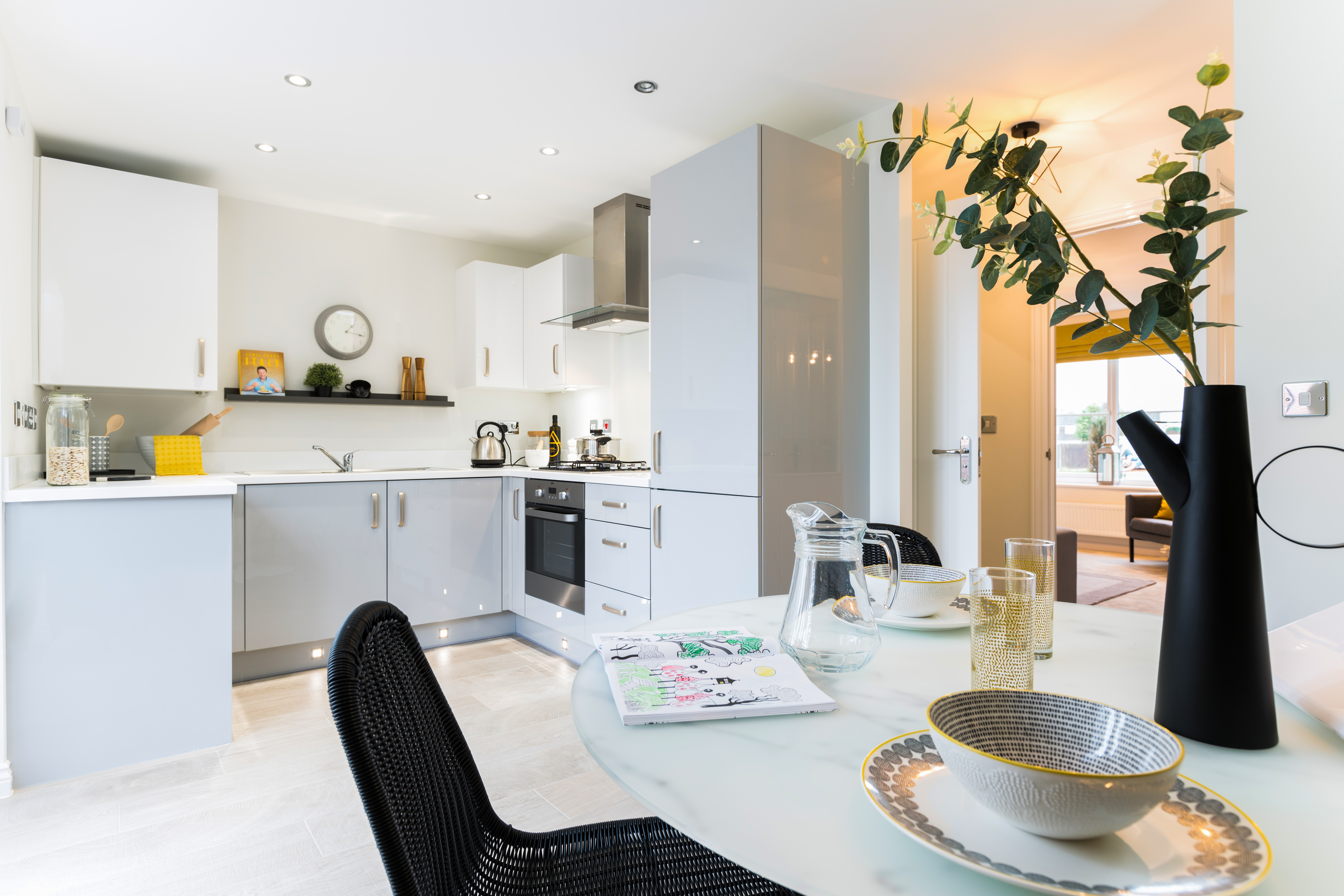 TW NM_Marston Grange_Earlsford_Kitchen 2