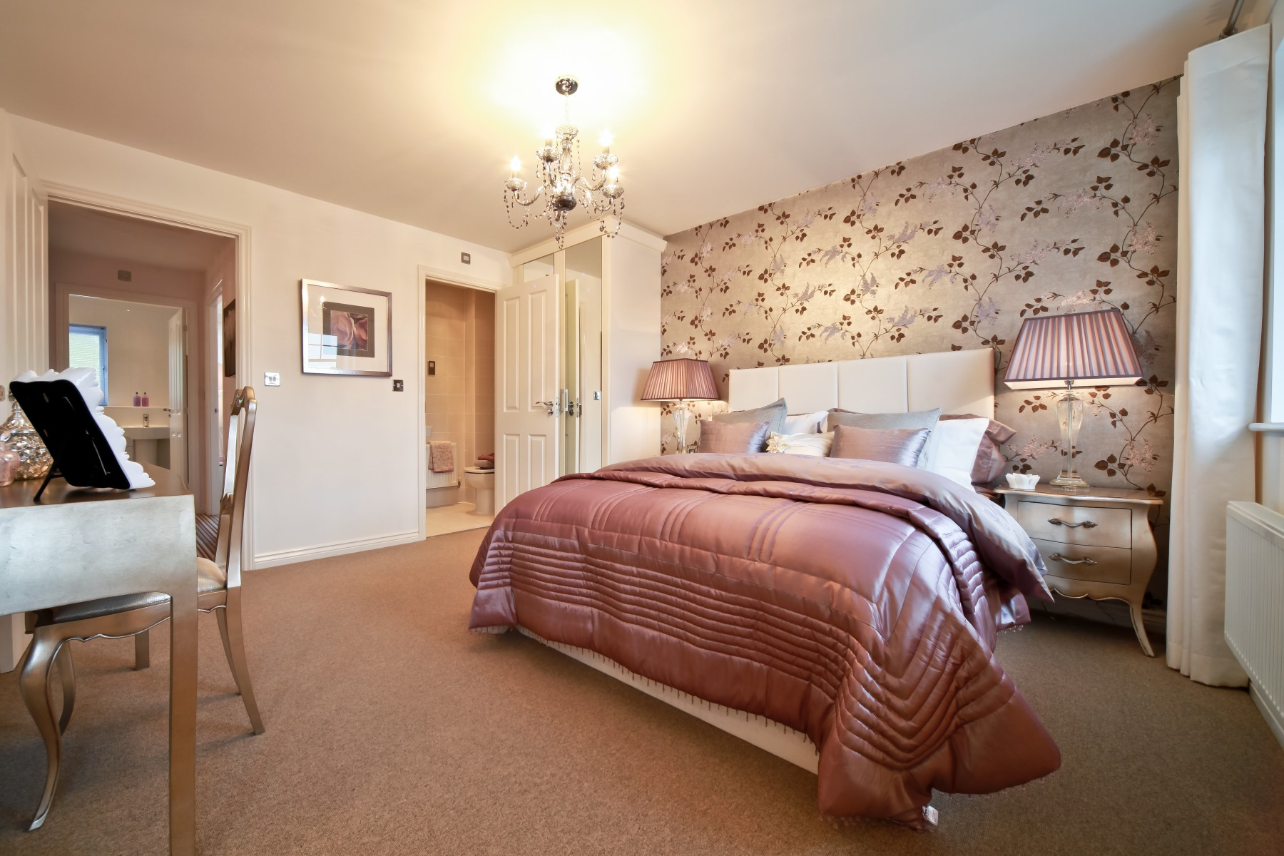 Denham Master Bedroom