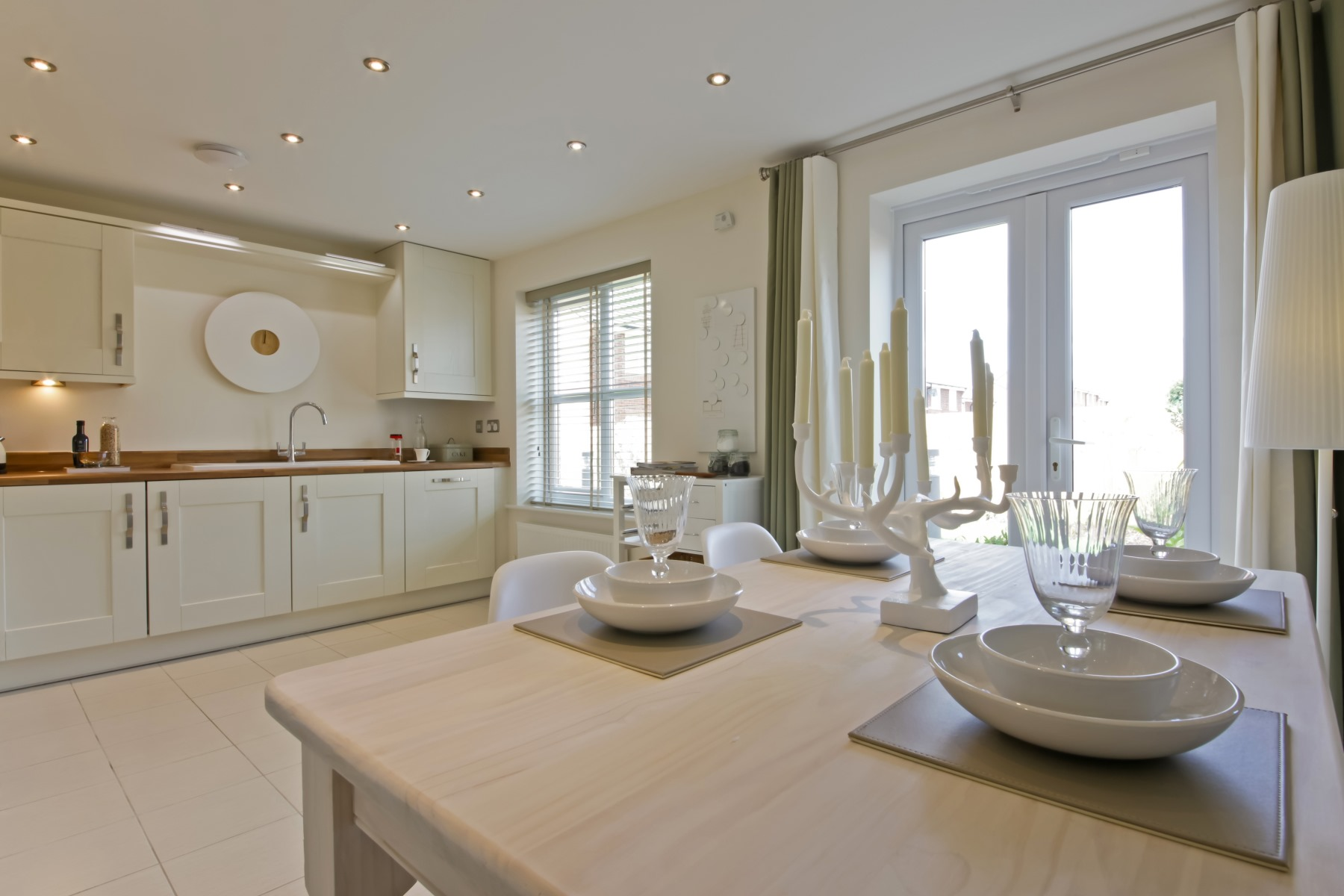 Halliford Kitchen/Dining Area